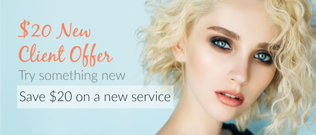 $20 New Client Offer Salon Bogar