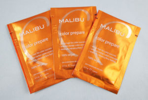 malibu color prepare