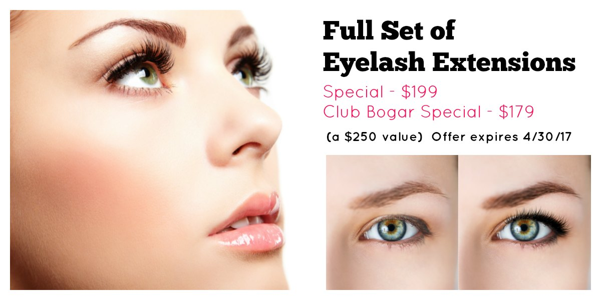 Eye Lash Extension Special